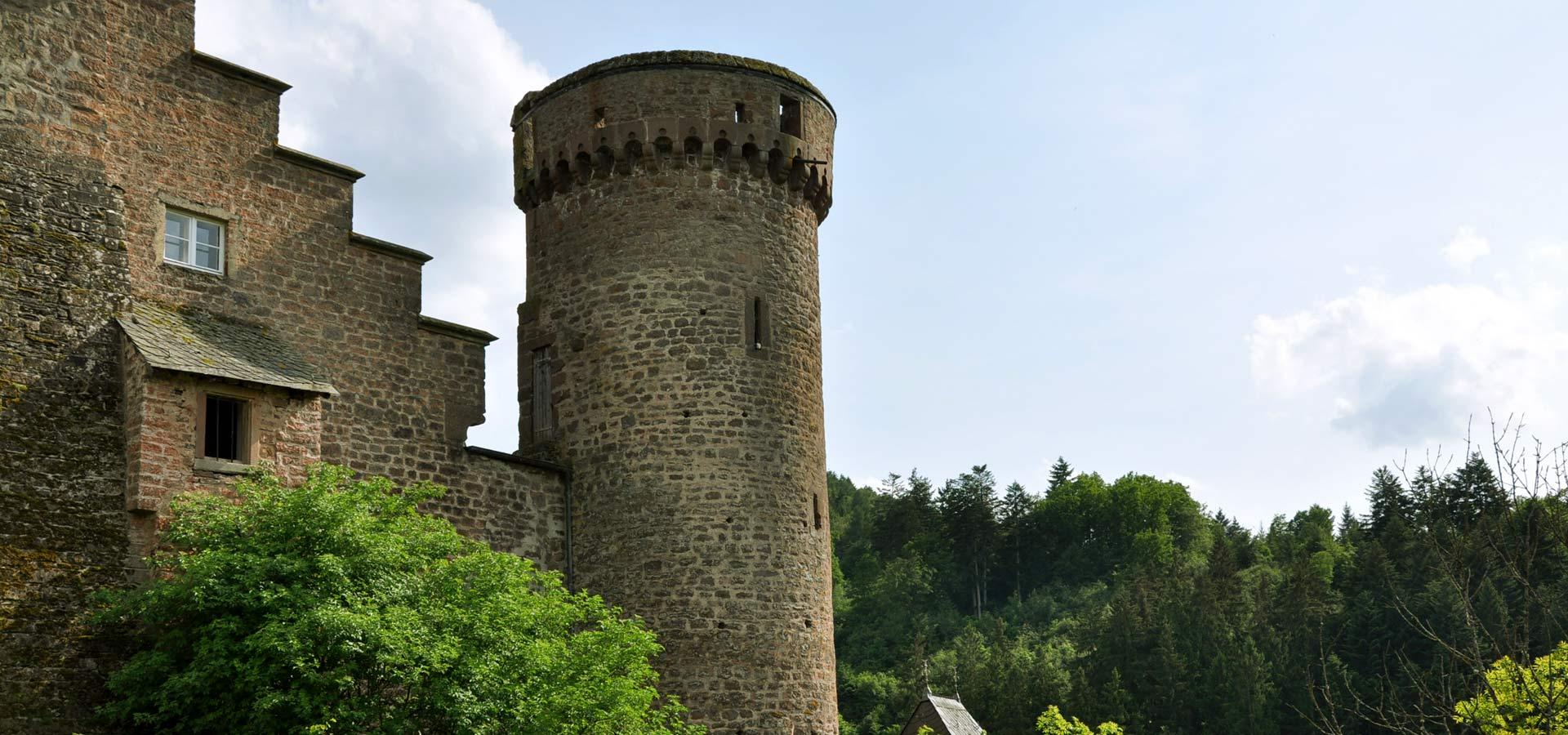 Schloss Hamm Ferien Eifel