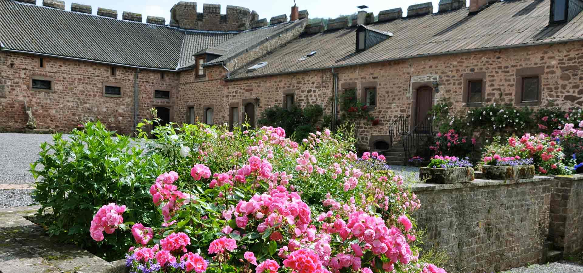 Schloss Hamm Ferienwohnung Südeifel 2