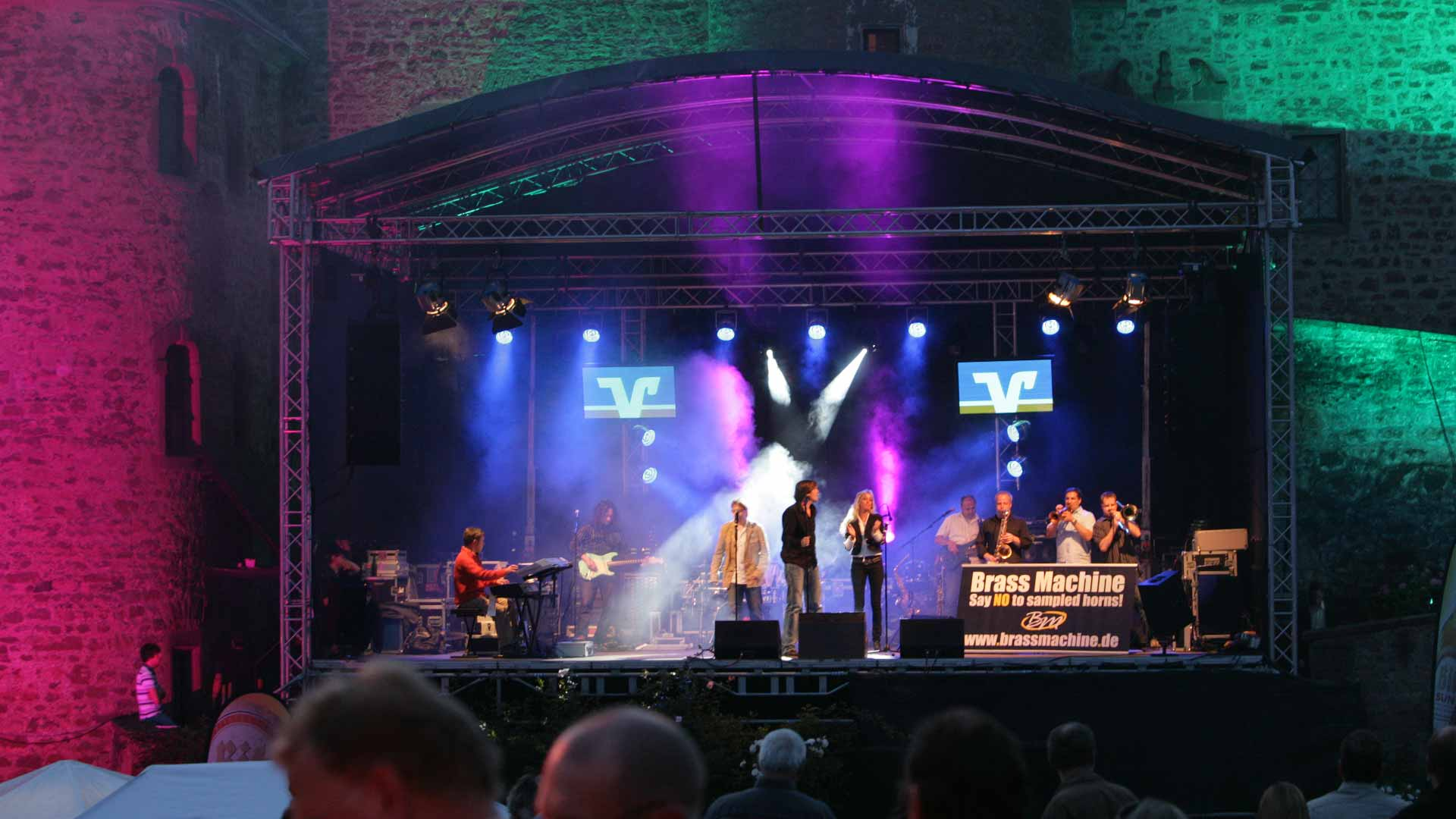Rock in Schloss Hamm